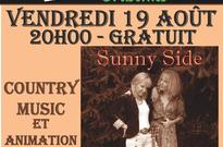 Affiche Sunny Side